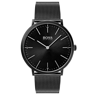 Boss Watches Saat Siyah